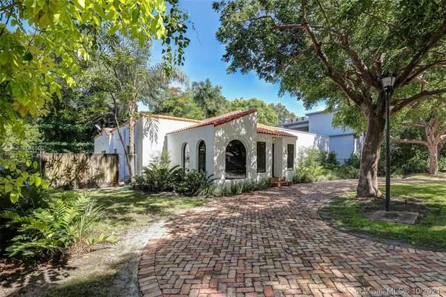 3871 S Le Jeune Rd, Coconut Grove, FL 33146 (MLS #A11088500) :: Castelli Real Estate Services