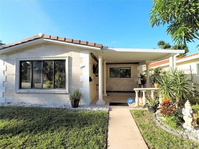 1541 Hollywood Blvd, Hollywood, FL 33020 (MLS #A11088614) :: KBiscayne Realty