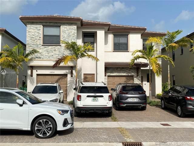 24961 SW 107th Ct, Homestead, FL 33032 (MLS #A11088773) :: Douglas Elliman