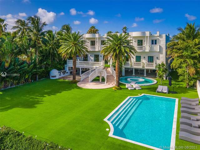 70 Palm Ave, Miami Beach, FL 33139 (MLS #A11088868) :: The Teri Arbogast Team at Keller Williams Partners SW