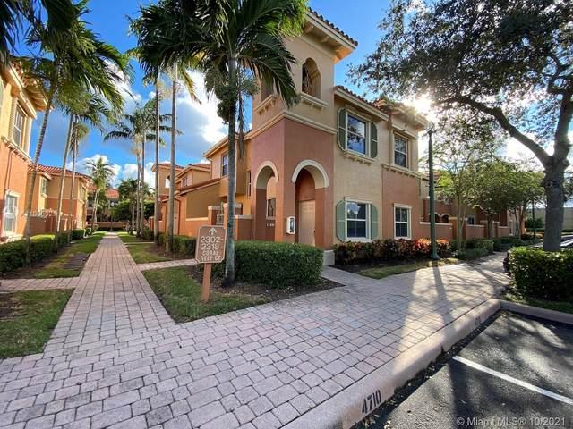 2300 Coral Reef Ct #4701, Dania Beach, FL 33312 (MLS #A11088921) :: Castelli Real Estate Services
