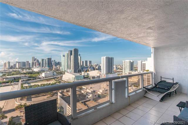 1717 N Bayshore Dr A-3352, Miami, FL 33132 (MLS #A11088967) :: Berkshire Hathaway HomeServices EWM Realty