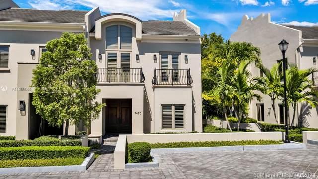 7450 SW 56th Ct #7450, Miami, FL 33143 (MLS #A11089056) :: Castelli Real Estate Services