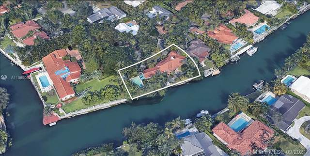 754 SE Jeronimo Dr, Coral Gables, FL 33146 (MLS #A11089062) :: KBiscayne Realty