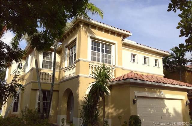 5137 SW 137th Ave, Miramar, FL 33027 (MLS #A11089120) :: Re/Max PowerPro Realty