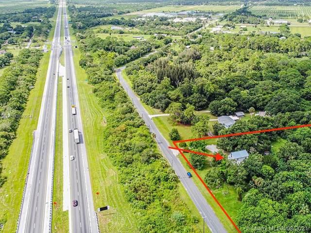 000 Rock S Rd, Fort Pierce, FL 34951 (MLS #A11089264) :: Green Realty Properties