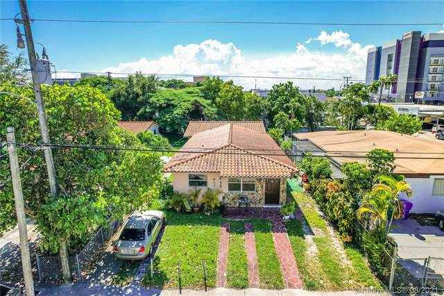 80 NW 26th Ave, Miami, FL 33125 (MLS #A11089311) :: Jo-Ann Forster Team