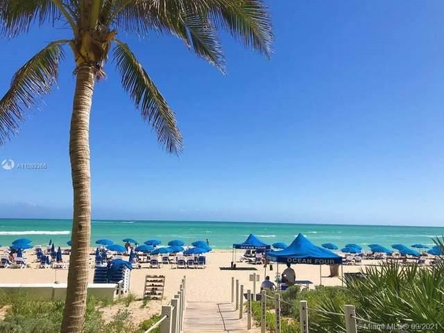 17201 Collins Ave #1404, Sunny Isles Beach, FL 33160 (MLS #A11089366) :: The MPH Team