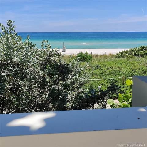 5555 Collins Ave 6T, Miami Beach, FL 33140 (MLS #A11089572) :: Castelli Real Estate Services