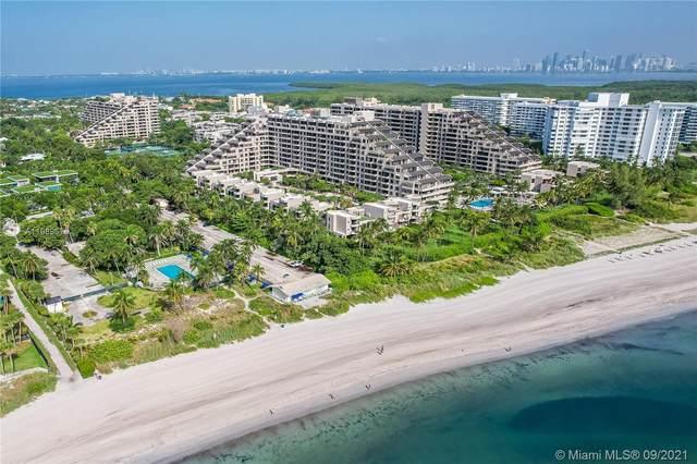 151 Crandon Blvd #1137, Key Biscayne, FL 33149 (MLS #A11089676) :: Berkshire Hathaway HomeServices EWM Realty