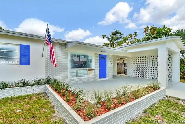 120 NE 26th St, Pompano Beach, FL 33064 (MLS #A11090183) :: CENTURY 21 World Connection