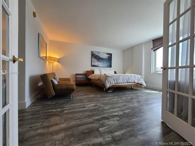 2301 Collins Ave #537, Miami Beach, FL 33139 (#A11090239) :: Posh Properties