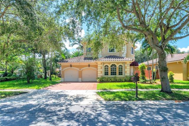 12810 SW 52nd St, Miramar, FL 33027 (MLS #A11090390) :: Onepath Realty - The Luis Andrew Group