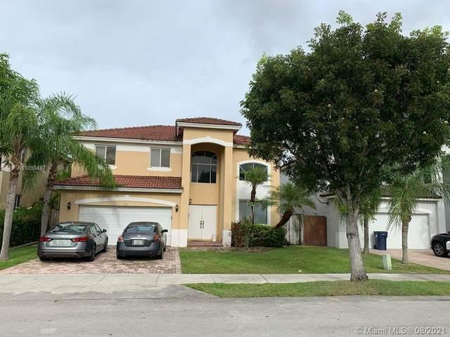 7051 SW 162nd Ct, Miami, FL 33193 (MLS #A11090487) :: Jo-Ann Forster Team