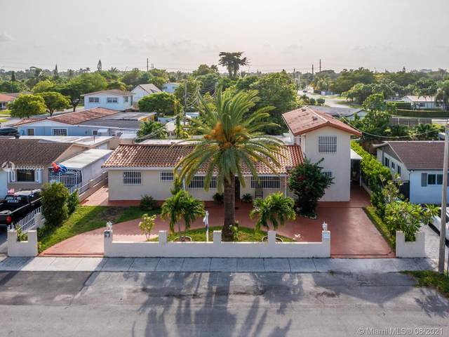 2820 SW 95th Ave, Miami, FL 33165 (MLS #A11090534) :: Equity Realty
