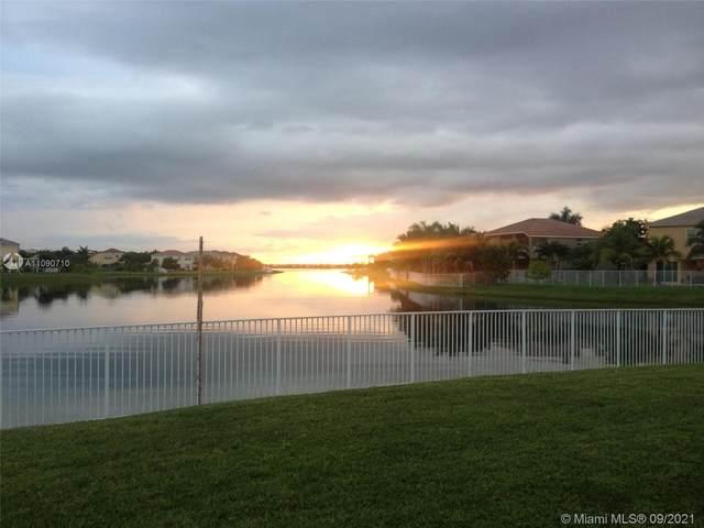 5188 SW 157th Ave, Miramar, FL 33027 (MLS #A11090710) :: Berkshire Hathaway HomeServices EWM Realty