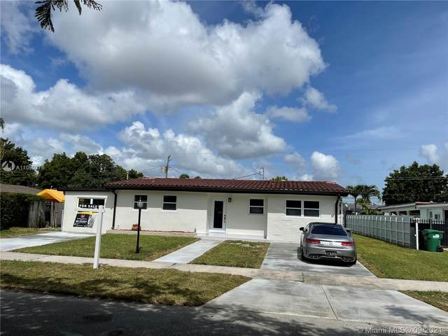 1701 SW 87th Pl, Miami, FL 33165 (MLS #A11090776) :: Equity Realty