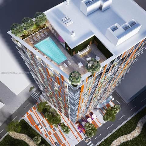 31 SE 6 ST #2301, Miami, FL 33131 (#A11090987) :: Posh Properties