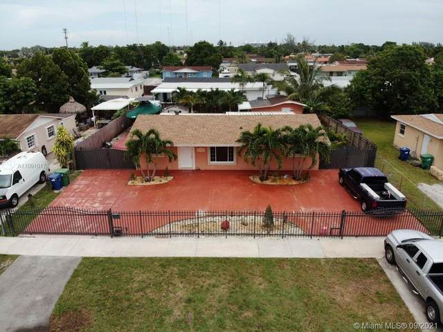 20435 NW 44th Ave, Miami Gardens, FL 33055 (MLS #A11091017) :: Equity Realty