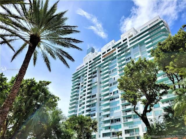 400 S Pointe Dr #702, Miami Beach, FL 33139 (MLS #A11091143) :: GK Realty Group LLC