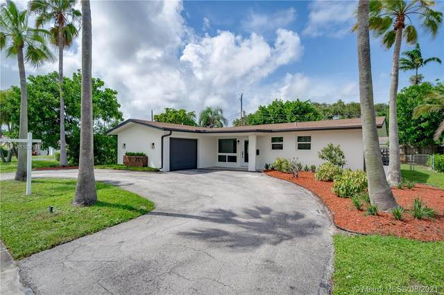 2171 NE 62nd Ct, Fort Lauderdale, FL 33308 (MLS #A11091191) :: The Rose Harris Group