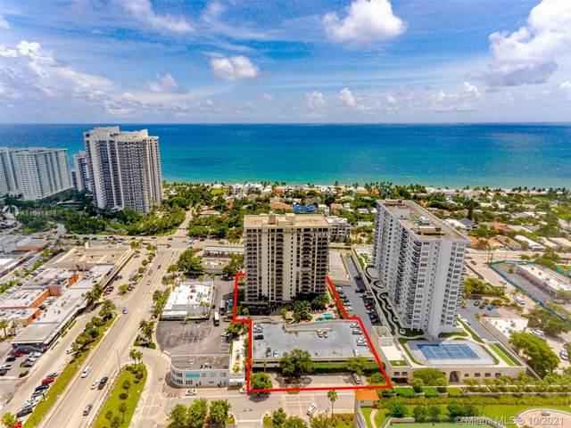 3031 N Ocean Blvd #406, Fort Lauderdale, FL 33308 (MLS #A11091428) :: All Florida Home Team