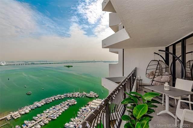 555 NE 15th St 32E, Miami, FL 33132 (MLS #A11091585) :: Berkshire Hathaway HomeServices EWM Realty
