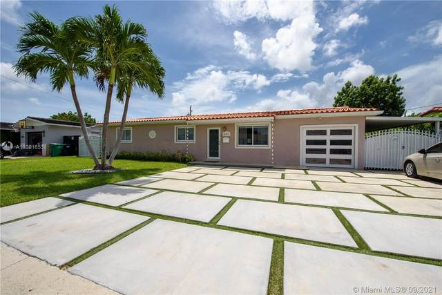 8380 SW 41st Ter, Miami, FL 33155 (MLS #A11091653) :: CENTURY 21 World Connection