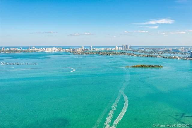 650 NE 32nd St #4903, Miami, FL 33137 (MLS #A11091833) :: Berkshire Hathaway HomeServices EWM Realty