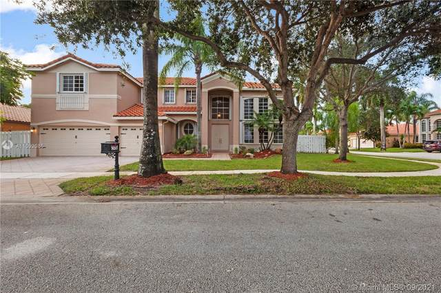 14501 SW 39th St, Miramar, FL 33027 (MLS #A11092085) :: Onepath Realty - The Luis Andrew Group