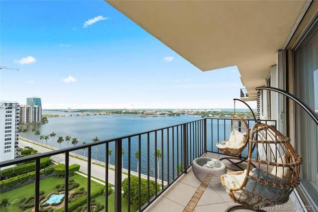 1801 S Flagler Dr #1804, West Palm Beach, FL 33401 (MLS #A11092121) :: GK Realty Group LLC
