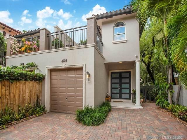 3030 Matilda Street #3030, Coconut Grove, FL 33133 (MLS #A11092214) :: Berkshire Hathaway HomeServices EWM Realty