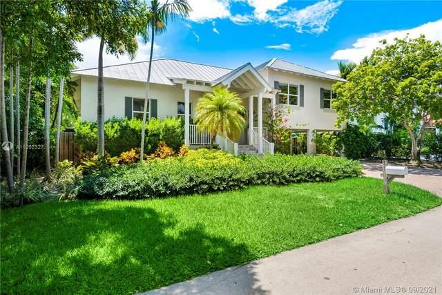 280 Ridgewood Rd, Key Biscayne, FL 33149 (MLS #A11092327) :: Berkshire Hathaway HomeServices EWM Realty