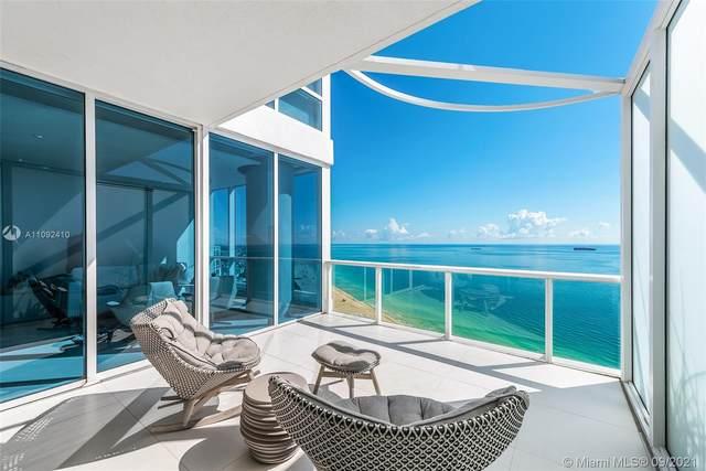 100 S Pointe Dr #3605, Miami Beach, FL 33139 (MLS #A11092410) :: Berkshire Hathaway HomeServices EWM Realty