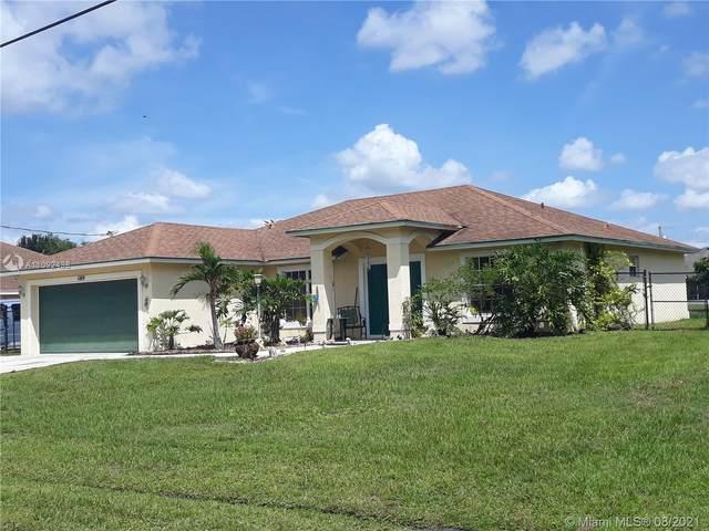 1169 SW Khan Dr, Port Saint Lucie, FL 34953 (MLS #A11092438) :: CENTURY 21 World Connection