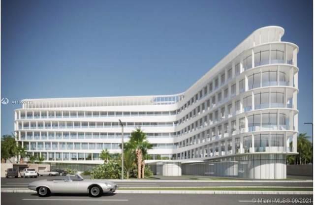721 W Hallandale Beach Blvd, Hallandale Beach, FL 33009 (MLS #A11092573) :: Green Realty Properties