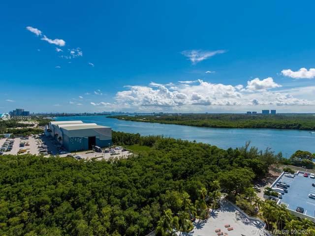 100 Bayview Dr #1719, Sunny Isles Beach, FL 33160 (MLS #A11092700) :: The MPH Team