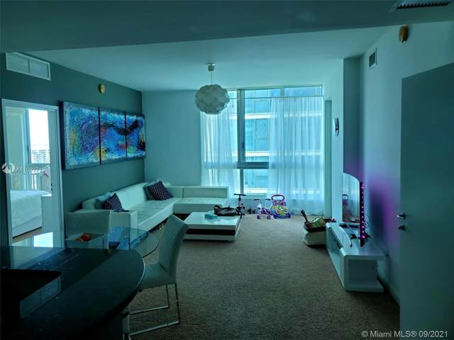 300 S Biscayne Blvd T-2104, Miami, FL 33131 (MLS #A11092710) :: Castelli Real Estate Services