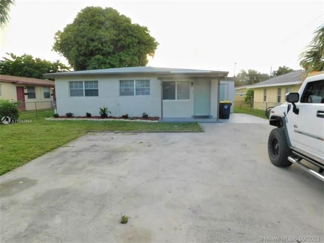 34 SW 7th Ave, Dania Beach, FL 33004 (MLS #A11092864) :: All Florida Home Team