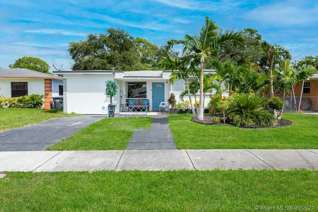 5429 SW 25th St, West Park, FL 33023 (MLS #A11093008) :: ONE | Sotheby's International Realty
