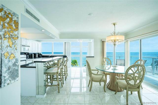 1360 S Ocean Blvd #501, Pompano Beach, FL 33062 (MLS #A11093197) :: GK Realty Group LLC
