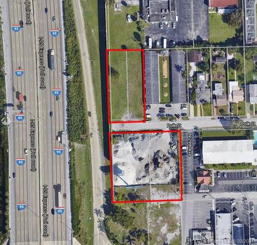 2910 Polk St, Hollywood, FL 33020 (MLS #A11093314) :: The Pearl Realty Group