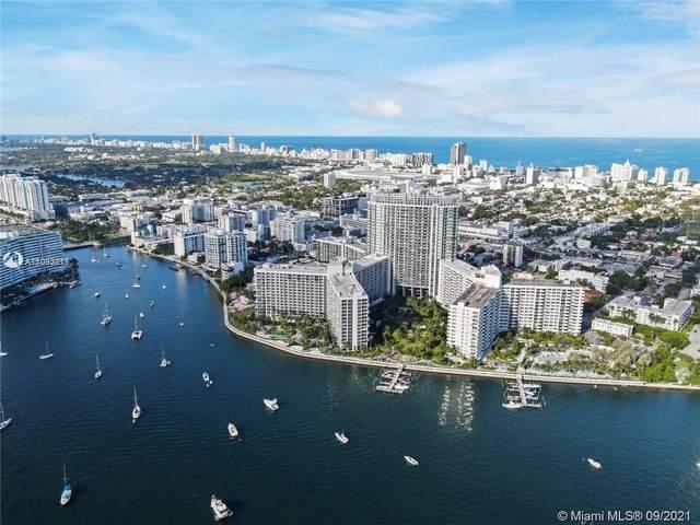 1500 Bay Rd 650S, Miami Beach, FL 33139 (MLS #A11093315) :: Berkshire Hathaway HomeServices EWM Realty