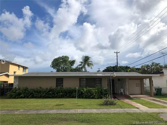 9120 SW 28th Ter, Miami, FL 33165 (MLS #A11093660) :: Search Broward Real Estate Team