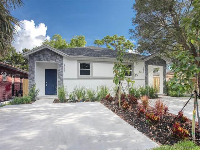 1813 NW 9 Street, Fort Lauderdale, FL 33311 (MLS #A11093746) :: Douglas Elliman