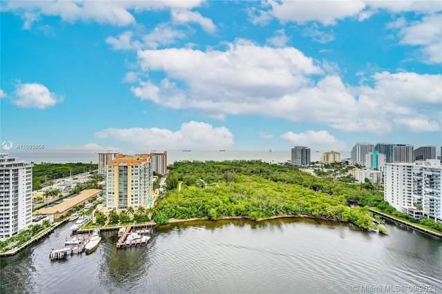 936 Intracoastal Dr 15B, Fort Lauderdale, FL 33304 (MLS #A11093856) :: Douglas Elliman