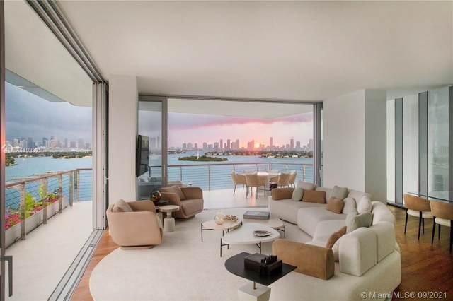 1300 Monad Tr 10F, Miami Beach, FL 33139 (MLS #A11093910) :: Green Realty Properties
