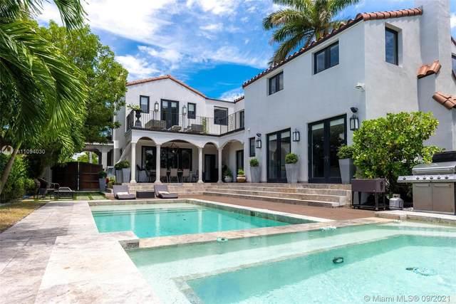 4315 N Meridian Ave, Miami Beach, FL 33140 (MLS #A11094030) :: Douglas Elliman