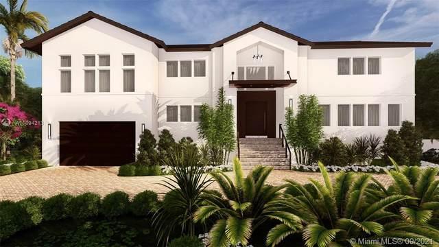 6970 Sunrise Dr, Coral Gables, FL 33133 (MLS #A11094213) :: Douglas Elliman