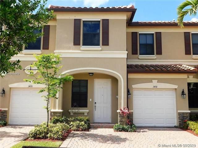 3478 W 92nd Place, Hialeah, FL 33018 (MLS #A11094409) :: All Florida Home Team